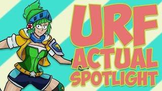 Download URF ACTUAL Spotlight Video