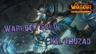 Download Warlock solo Kel'Thuzad (Naxx10) Video