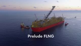 Download Mooring the largest floating facility ever built | Shell's Prelude Video