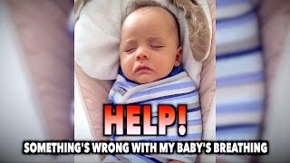 Download Help! SOMETHING'S WRONG WITH MY BABIES BREATHING!   Dr. Paul Video