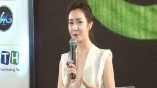 Download 배우 이다해 놀라운 영어실력!!! 태국에서 인터뷰 진행~~~ Video