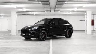 Download Porsche Macan Turbo Performance Video