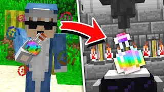 Download DRINKING BOSS STEVES POWER POTION IN MINECRAFT! Video