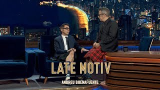 "Download LATE MOTIV - Berto Romero. ""La esponja"" 