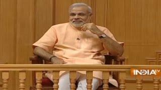 Download Gujarat CM Narendra Modi in Aap Ki Adalat ( Full Episode) - India TV Video