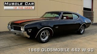 Download Muscle Car Of The Week Video #98: 1969 Oldsmobile 442 W-30 Video