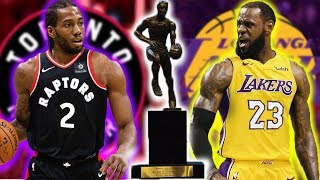 Download 10 Players MOST Likely To Win MVP This Season Video