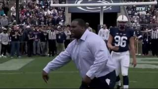 Download Spice Adams' Field Goal Attempt - Penn State Spring Football Video