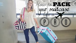 Download How to Pack Your Suitcase Like a Pro! Video