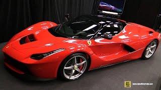 Download 2015 Ferrari La Ferrari - Walkaround - 2017 Montreal Auto Show Video