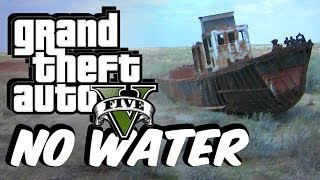 Download GTA 5 No Water Mod! (Underwaterworld Exploring FUN) Video