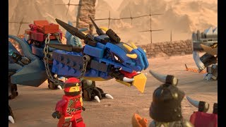 Download Dragon Pit Duel – LEGO NINJAGO – Free the Dragons Video