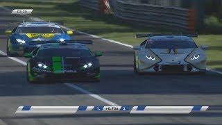 Download Campionato Italiano Gran Turismo (Super GT Cup/GT Cup/GTS) 2017. Race 1 Monza. Last Laps Video