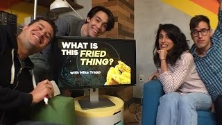 Download What Is This Fried Thing? LIVE! Video