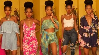 Download Try On Fashion Haul FT. GITI ONLINE Video