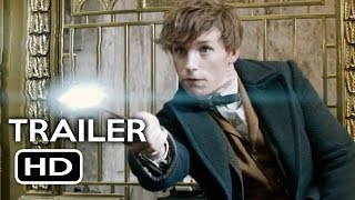 Download Fantastic Beasts and Where to Find Them Official Trailer #1 (2016) J.K. Rowling Fantasy Movie HD Video