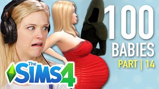 Download Single Girl Meets The Grim Reaper In The Sims 4 | Part 14 Video