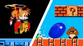 Download If Mario and Sonic switched places Video