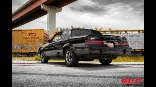 Download 1987 Buick Grand National [4k] Pushing Boost! Video