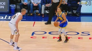 Download Stephen Curry's Long Distance Shooting Is Unfair! Warriors vs Nuggets Video
