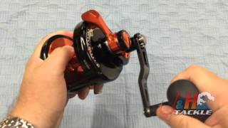 Download Maxel Ocean Max OSL16 Lever Dual Drag Single-Speed Jigging Reels | J&H Tackle Video