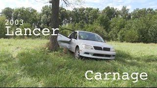Download The Mitsubishi Lancer Destruction Review Video