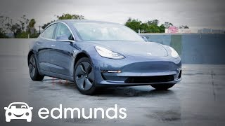 Download Tesla Model 3 Model Review | Edmunds Video