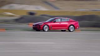 Download 2018 Kia Stinger GT | Stinger Tested Against the Elite Video