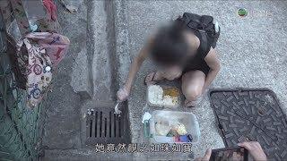 Download 【東張西望】油麻地出現一神秘女子,每天定時踎在坑渠邊「餵老鼠」! Video