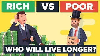 Download Rich vs Poor - How Do They Compare & Who Is Living Longer? Video
