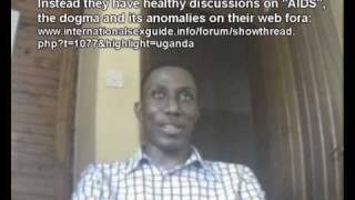 Download Roger Mugisha - Fighting ″AIDS″ = funding ″AIDS″ part 3 of 3 Video