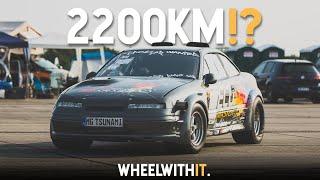 Download Tsunami - Opel Calibra z 2200KM Video