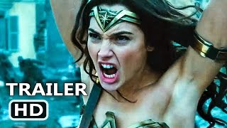 Download WONDER WOMAN Official Trailer # 3 (2017) Gаl Gаdot Action Movie HD Video