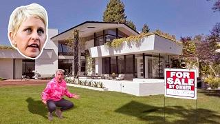 Download I PUT ELLEN DEGENERES HOUSE UP FOR SALE (PRANK) Video
