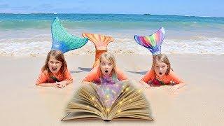 Download WE ARE MERMAIDS! Magic Spell Book Video
