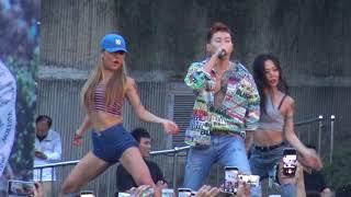 Download 180913 박재범 Jay Park - 몸매 Mommae ( ″ V ″ 발매 기념 팝업쇼) Video