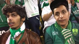 Download طرب بدر تركستاني في مباراة الاهلي وبرشلونة Video