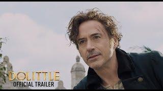 Download Dolittle - Official Trailer Video