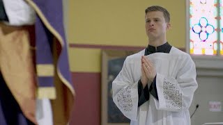 Download NFL kicker Harrison Butker and his return to the Catholic faith Video