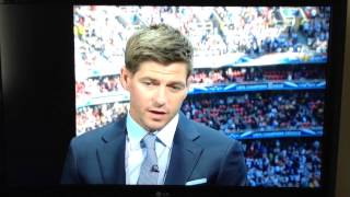 Download Alonso meets Gerrard on itv Video