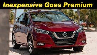 Download 2020 Nissan Versa - First Look Video