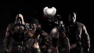 Download Mortal Kombat X - Kombat Pack Trailer Video