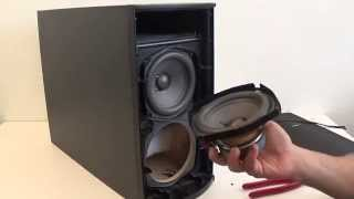 Download BOSE PS28 III DISMANTLING Lifestyle LSPS PS18 PS28 PS38 PS48 AMPLIFIER TAKE APART TEARDOWN REPAIR Video