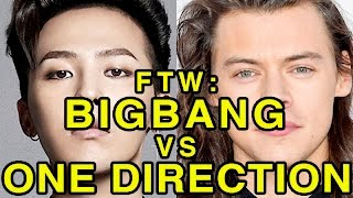 Download For the Win: BIGBANG vs One Direction Video