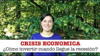 Download CRISIS MUNDIAL: ¿Qué haré cuándo llegue la próxima recesión? ¿En qué activos invertir? Video