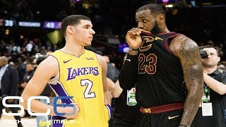 Download Michael Smith isn't impressed by leaked comments between LeBron James and Lonzo Ball | SC6 | ESPN Video