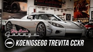 Download Koenigsegg Trevita CCXR - Jay Leno's Garage Video