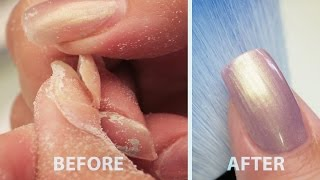Download Repairing A Lifted Acrylic Nail - Step By Step Tutorial Video