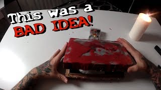 Download Opening a Real Cursed Dybbuk Box (Gone Wrong) Very Scary Demon Box 3AM Video