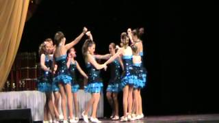 Download Clogging 2012 - Move Dance Factory - Precision Cotton Eyed Joe Video